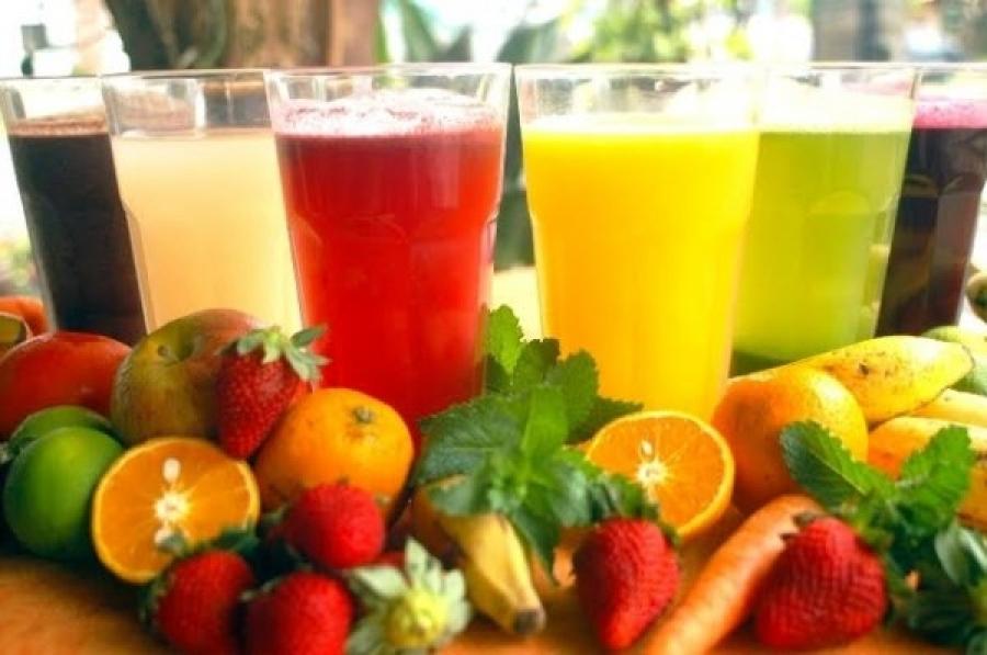 Alimentos para desintoxicar o organismo após as festas de fim de ano