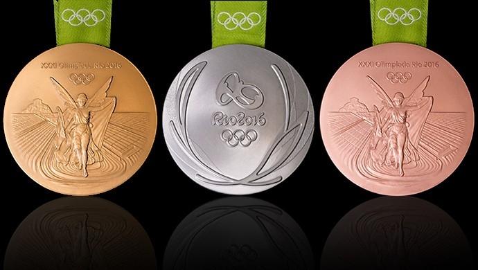 Como são feitas as medalhas dos Jogos Olímpicos?