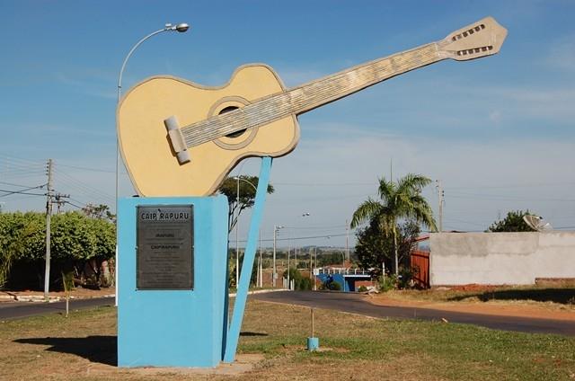 Cidade de Irapuru